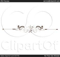 Resultados de la Búsqueda de imágenes de Google de http://images.clipartof.com/Clipart-Illustration-Of-An-Elegant-Brown-Divider-Header-Or-Lower-Back-Tattoo-Design-Of-A-Flourish-With-Scrolling-Vines-And-Two-Straight-Lines-102434745.jpg