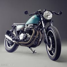 Honda CB650 by Bunker Custom Cycles | Bike EXIF