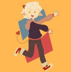 Demon Baby, Monster Boy, St Street, Demon King, Doodle Sketch, Fanarts Anime, Illustration Artists, Bungou Stray Dogs, All Saints