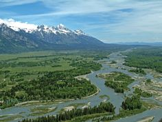 Jackson Hole Real Estate - On the Snake River in Jackson Hole, Wyoming