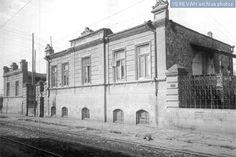 The old Saradzhev cognac factory, Yerevan, 1930