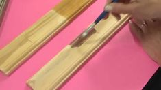 Como preparar la Madera, Fibrofacil o MDF para pintar - Goma Laca - Tip ...