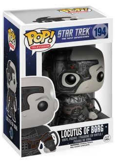 Funko Pop! - TNG - Locutus of Borg 194 - Funko Pop! van Star Trek