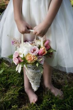Flower Girl tussie