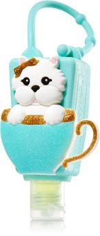 Teacup Pup PocketBac Holder - Bath & Body Works   - Bath & Body Works
