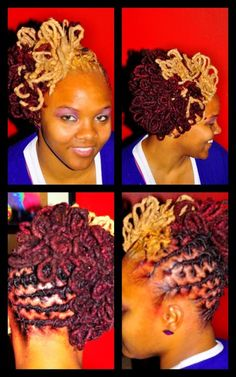 black hair styles curls 1000 images about loc styles and inspirations on 9790