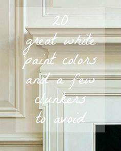 white-paint-colors