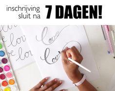 Online Workshop Schrijven met Penseel Karin Joan