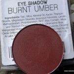 Coastal Scents Hot Pot M17 in Burnt Umber Review - MAC Saddle Eyeshadow Dupe | Indian Makeup blog, Indian Beauty Blog, Beauty Product Reviews Blog