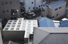 Takeshi Hosaka's Gorgeous Daylight House Soaks Up the Sun in Y...