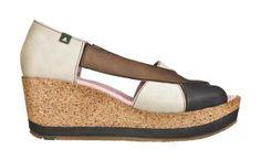 N592 Crust Leather Semilla-ac / Anura - Woman Shoes - Online Shop - El Naturalista