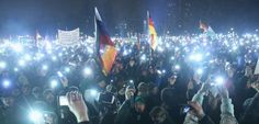 Prying into Pegida: Where Did Germany's Islamophobes Come From? - SPIEGEL ONLINE - News - International