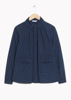 & Other Stories   Cotton Shirt