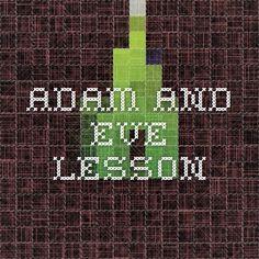 adam and eve lesson