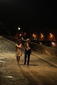 Midnight in Paris....love this movie!