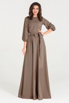 37 Ideas fashion hijab abaya for 2019 Trendy Dresses, Modest Dresses, Simple Dresses, Nice Dresses, Casual Dresses, Dresses For Hijab, Maxi Dresses, Long Dresses, Stylish Outfits