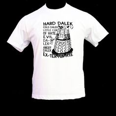 The Big Bang theory Dr Who dalek, soft kitty mix T-shirts first class post uk adults and kids by coolteeshirtsuk on Etsy https://www.etsy.com/uk/listing/259413257/the-big-bang-theory-dr-who-dalek-soft