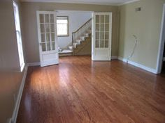 Russet Street Reno: How to OWN your ugly wood floors