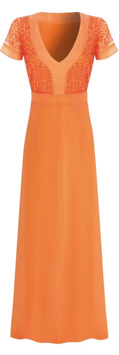 Pantone Tangerine - see all the colors and read what I think at - http://www.boomerinas.com/2015/01/02/pantone-colors-for-spring-summer-2015-fashion-for-women/