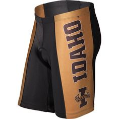 Idaho Vandals NCAA Flat Seam Cycling Shorts