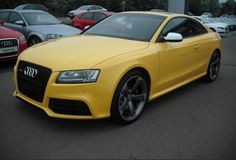 Audi <3