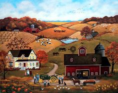 Mary Singleton Painting - The New Tractor