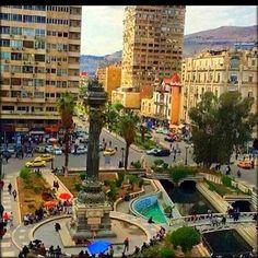 Damascus - Almarjeh