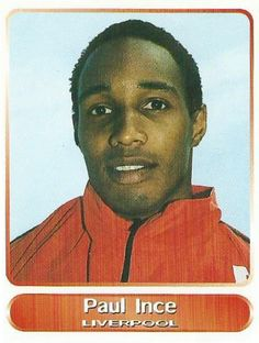 Paul Ince - Still seems like a man u player to me! Fc Liverpool, Liverpool Football Club, Player Card, Guys Be Like, Football Players, Old School, Trading Cards, Sports, Legends