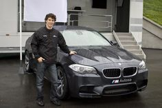 Javi Villa en el M Drive Tour Autosa 2012