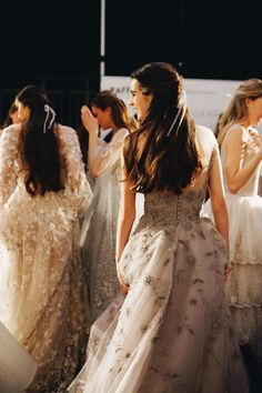 Last week I had the privilege of shooting back stage at couturier Paolo Sebastian's Adelaide Fashion Festival runway shows. Bridesmaid Dresses, Prom Dresses, Wedding Dresses, Muslimah Wedding Dress, Paolo Sebastian, Fairytale Dress, Princess Aesthetic, Gowns Of Elegance, Ball Gown Dresses