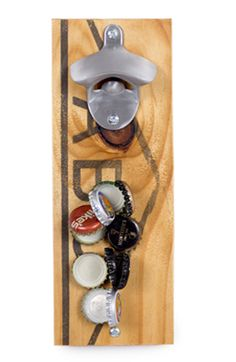 NZ Made Capcatcha Magnetic Bottle Opener now available at Rapt for $65.90.