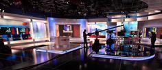 CBC The National news set