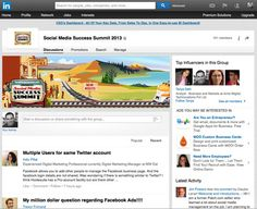Social media news and new developments making social media marketing easier. (LinkedIn Groups redesign, Facebook mobile login change, Twitter related headlines)