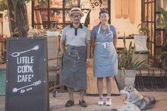 Chiang Mai is a beautiful city with a coffee and cute - delicious restaurant scene that is litteraly booming. Don't miss out!!