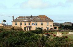 GURNARD'S HEAD PUB   Near Zennor, Cornwall ✫ღ⊰n