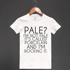 PALE? - Hipster Apparel - Skreened T-shirts, Organic Shirts, Hoodies, Kids Tees, Baby One-Pieces and Tote Bags Custom T-Shirts, Organic Shirts, Hoodies, Novelty Gifts, Kids Apparel, Baby One-Pieces | Skreened - Ethical Custom Apparel