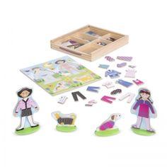 Melissa & Doug - Drewniana układanka geometryczna MOZAIKI ⭐ zabawki dla dzieci Project Mc2, Melissa & Doug, Doll Stands, Barbie Dream House, Dress Up Dolls, Wooden Dolls, Imaginative Play, Kittens Cutest, Girl Dolls