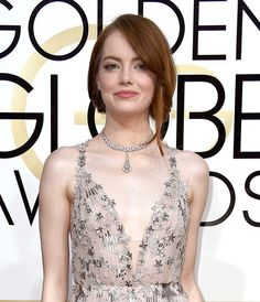 Emma Stone en Tiffany & Co.