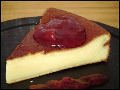 Quesada-casera-001 Cheesecake Recipes, Pie Recipes, Sweet Recipes, Cooking Recipes, My Dessert, Sin Gluten, Delicious Desserts, Food And Drink, Informa