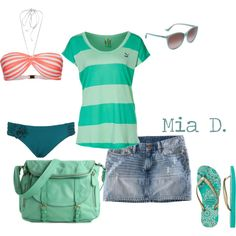 """""""PerfectSunny Day13"""" by misssglamour on Polyvore"""