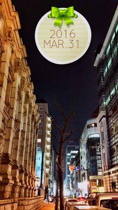 横浜2016年3月31日夜 on Vimeo