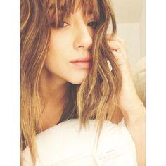 """Chloe Bennet -- """"Just woke up"""" -- Instagram"""