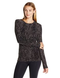 SIZE LARGE Cuddl Duds Women's Fleecewear Top at Amazon Women's Clothing store: