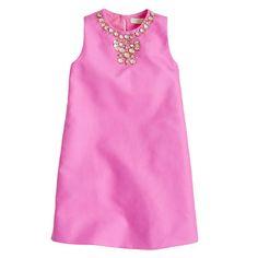 J.Crew - Girls' cotton cady Gracen dress