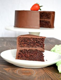 Best Chocolate Cake....Serena Bakes Simply From Scratch, Our Shine Supper Club Winner | Shine Food - Yahoo! Shine