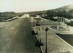 Av.Diagonal/Palau Reial. 1930