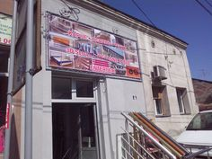 Izlozbeni salon - Pantelejska br 35, Nis