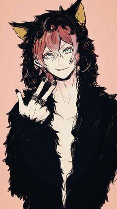 Diabolik Lovers (More Blood)- Ayato #Anime #Game #Otome