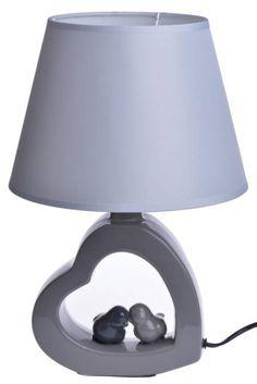 Lampa s ptáčky Table Lamp, Lighting, Design, Home Decor, Lamp Table, Decoration Home, Light Fixtures, Room Decor, Table Lamps