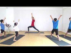 Kids Yoga Class - YouTube